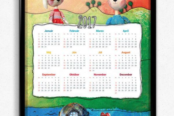 Kalendár BDKE