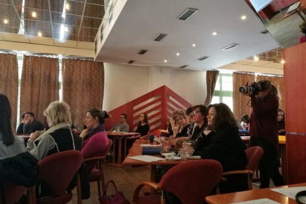 Fotilili sme workshop ETP Slovensko