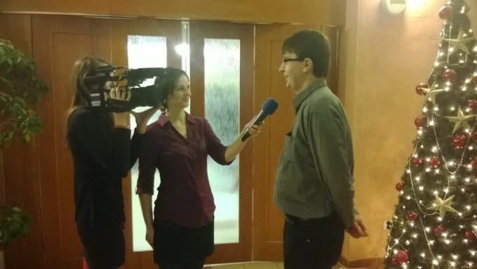 Novinárska kapustnica v Prešove