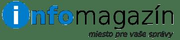 infomagazín logo