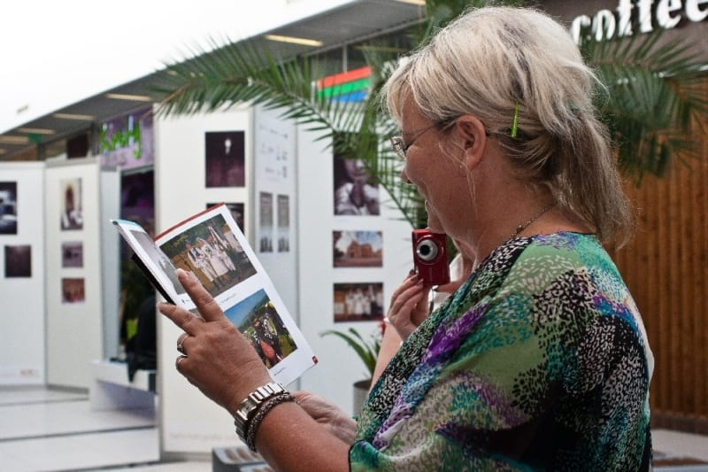 Organizácia výstavy FotoKufor
