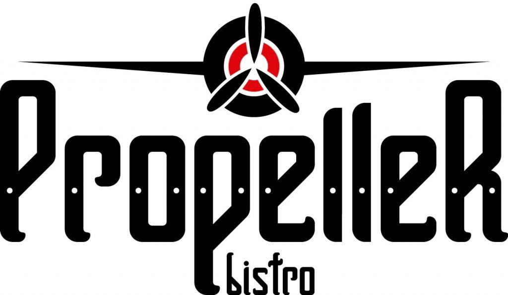 logo Propeller bistro Košice letisko
