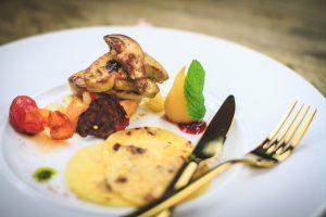 Fotenie jesenného menu v Plaza Beach Resort Prešov