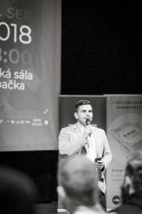 Fotografovanie IT Valley Košice, Pavol Mirossay