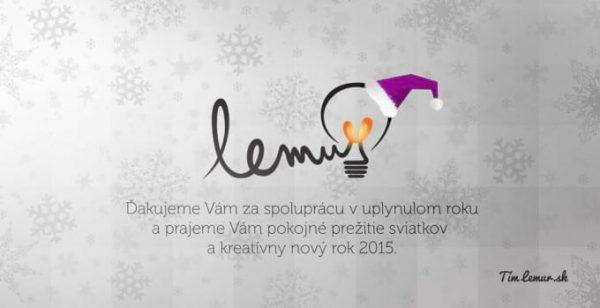 Želáme Vám krásne Vianoce a PF 2015