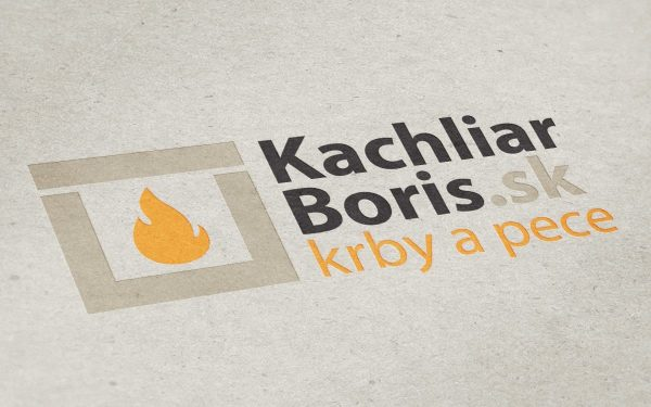 Kachliar Boris - krby a pece - logo
