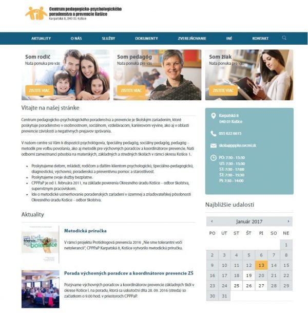 KPPPKE webová stránka