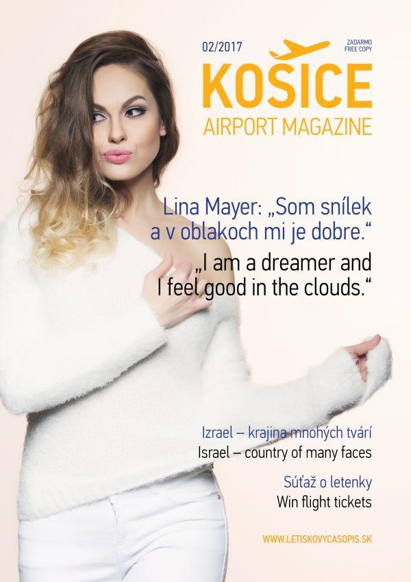 Košice aiport magazin