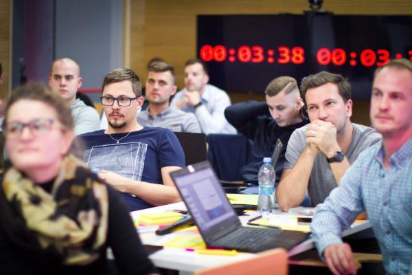 Tvorba tlačovej správy IT Innovation Bootcamp